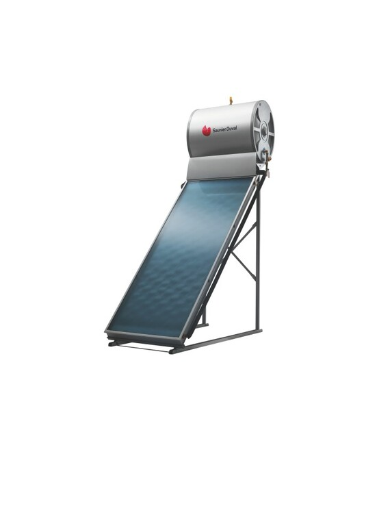 HelioBLOCK système solaire collecteur et tanque